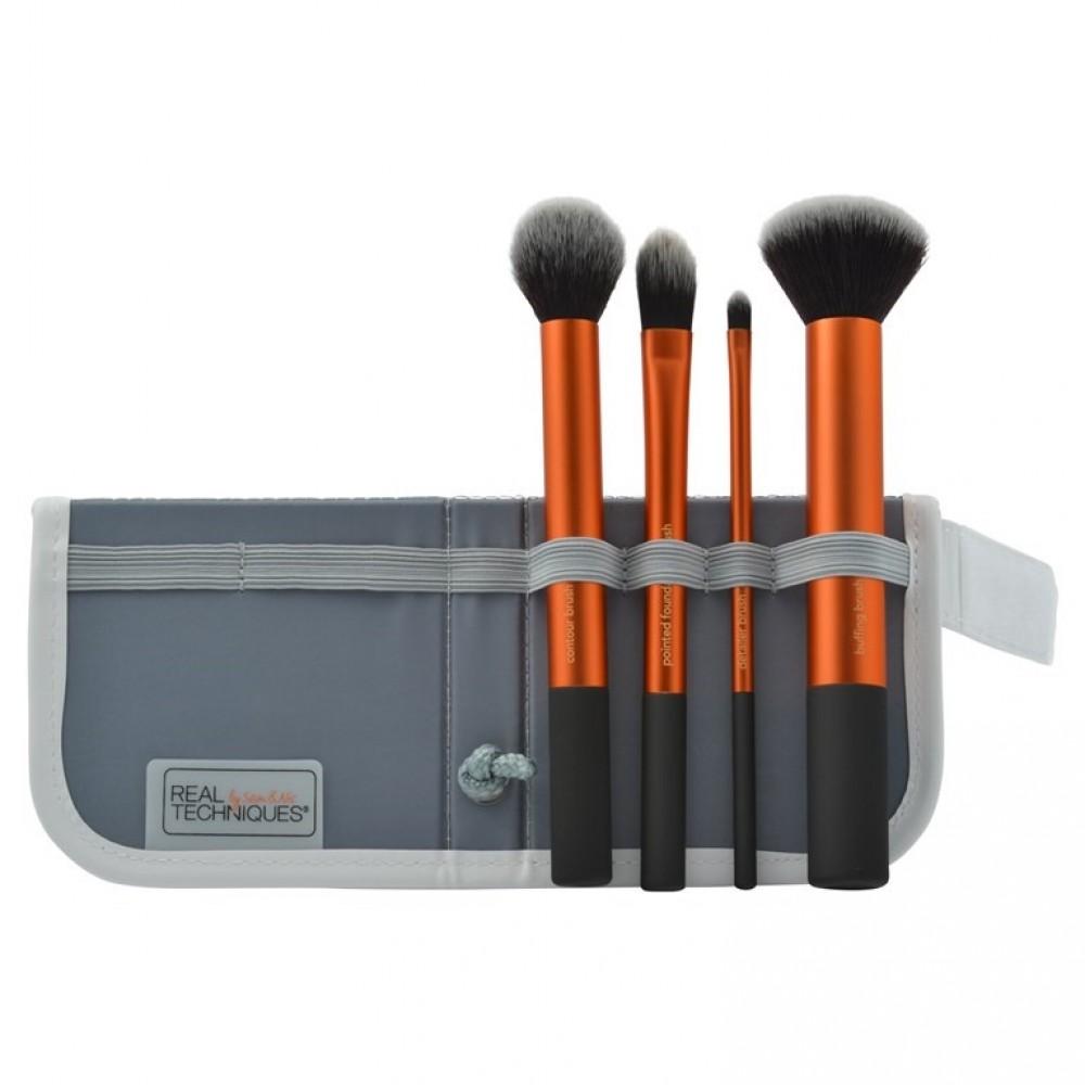 Кисти для макияжа real techniques официальный сайт