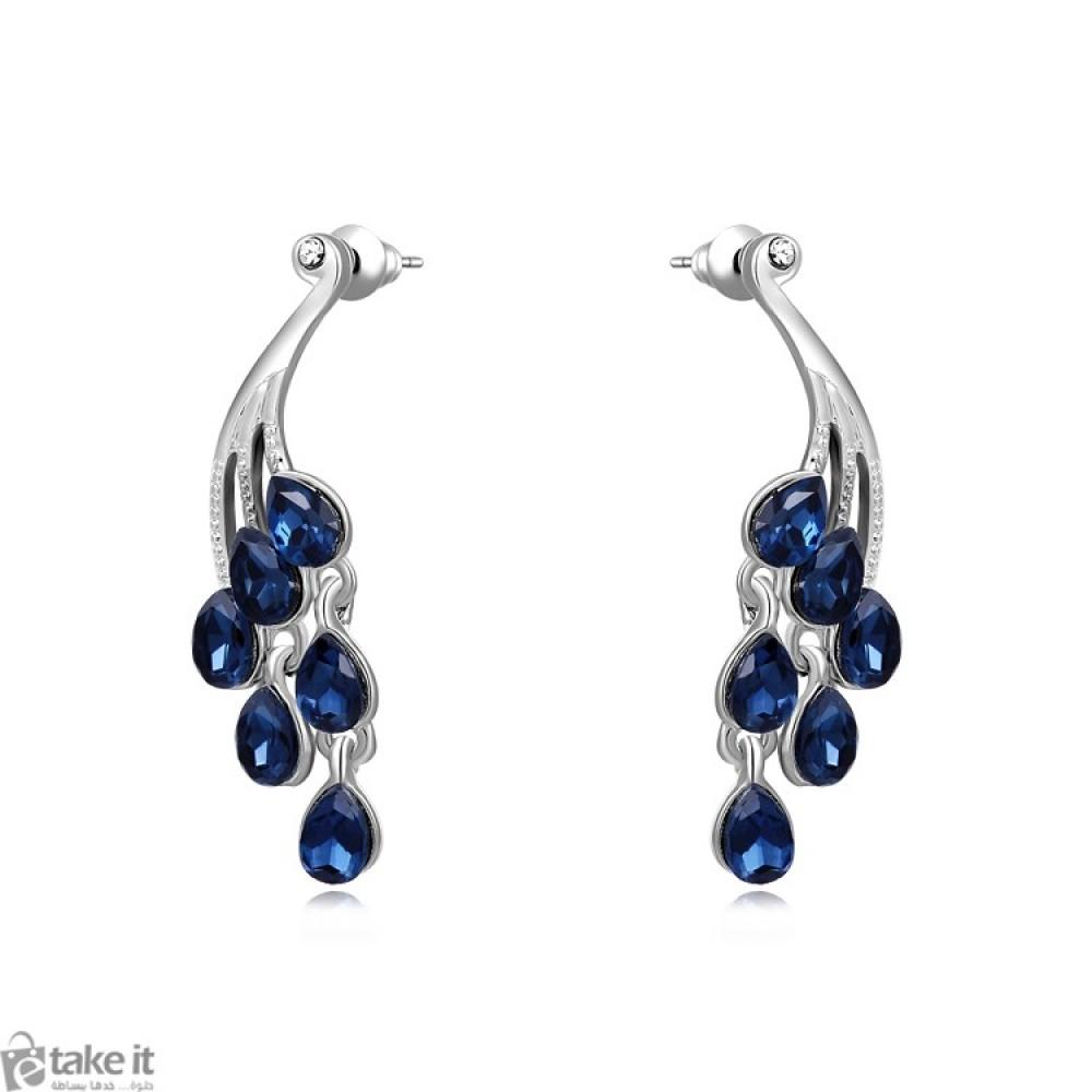 حلق-الطاووس-earrings