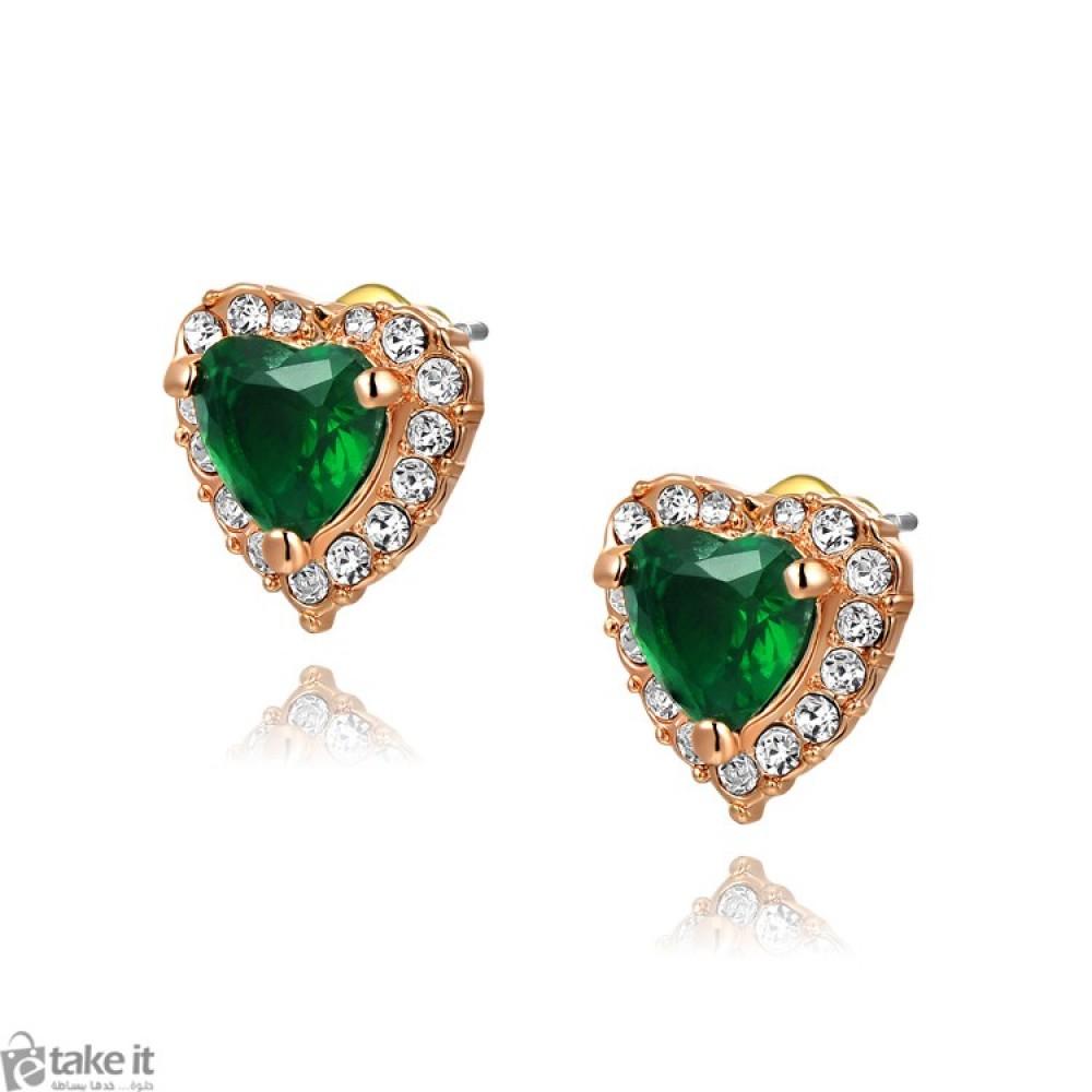 حلق-قلب-earrings-حلق