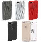 كفر جوال آندميش الشبكي نسيجي للآيفون 7 بلس AND MESH CASE FOR IPHONE 7 Plus
