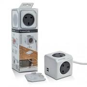 وصلة المكعب الذكي USB مع سلك 3م PowerCube Extended USB 3m cable UK