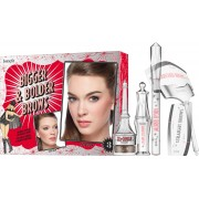 مجموعة بنفت للحواجب Benefit Bigger & Bolder Brows Kit - Buildable Color Kit for Dramatic Brows-03 Medium