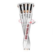 قلم الحواجب كونتور برو بنفيت Brow Contour Pro pencil Brown-Black - deep