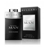 عطر بولغاري مان كولوجن بولغاري للرجال Bvlgari Man Black Cologne Bvlgari for men 100ml