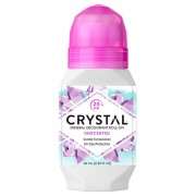 مزيل التعرق كريستال CRYSTAL BODY DEODORANT Roll-On Unscented 66ML