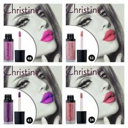 ارواج كريستين ليكويد Christine Lipstick liquid