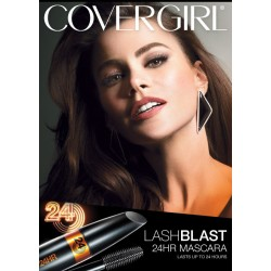 ماسكارا لاش بلاست24HR اسود داكن LASHBLAST 24HR MASCARA 13.1 ml very black 800