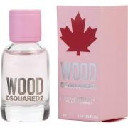 عينة ديسكوارد وود النسائي او دو تواليت 5مل Dsquared2 Wood Pour Femme Eau de Toilette 5ml 0.17 fl.oz
