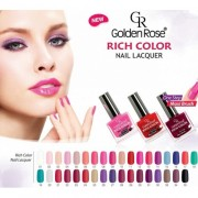 طلاء اظافر قولدن روز Golden Rose Rich Color Nail Lacquer
