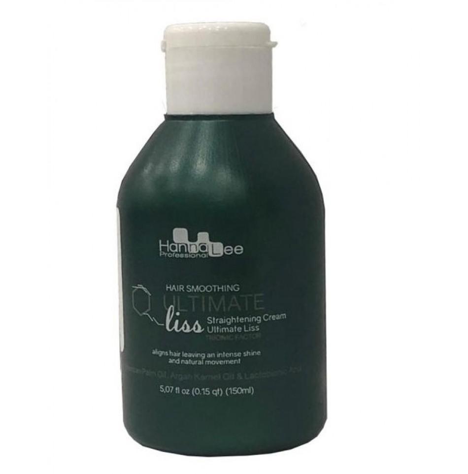 بروتين هنالي بروفشنال للشعر Hanna Lee Professional Ultimate Liss 150 ml