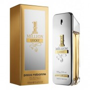 عطر باكو رابان ون مليون لاكي او دو تواليت 100مل للرجال paco rabanne 1 million lucky eau de toilette 100ml