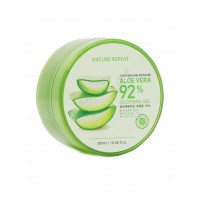 جل الصبار ناتشورال ريبيت Nature Repeat Aloe Vera Soothing Gel Green 300 ml