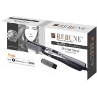 استشوار ريبون 2 في 1 -- Rebune Hair Styler 2 in 1 Hair Style 1200 Watts , Blue , RE-2025-1