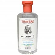 تونر ثاير بالالوفيرا بدون رائحة Thayers, Alcohol Free Toner, Unscented Witch Hazel with Aloe Vera Formula, 355 ml