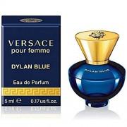 عطر فرزاتشي ديلان بلو النسائي او دو بارفيوم 5 مل Versace Pour Homme Dylan Blue Eau de Toilette  For Men 5ml ~ .17 oz
