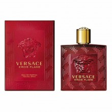 عطر فرزاتشي ايروس فلام الرجالي او دو بارفيوم 5مل Versace Eros Flame edp 5ml mini