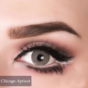 عدسات انستازيا شيكاغو ابريكوت Anesthesia USA Chicago Apricot