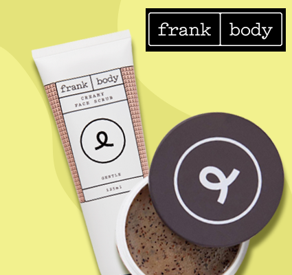 FRANK BODY , مقشر فرانك بودي