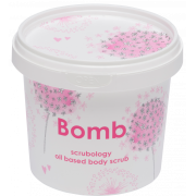 مقشر طبيعي للجسم Bomb Scrubology Shower Scrub 365ml