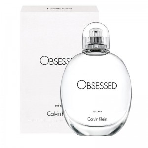 عطر كالفين كلين أوبسيسد للرجال Calvin Klein Obsessed Eau de Toilette 125ml