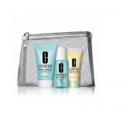 مجموعة كلينك هيلو لحباب الشباب CLINIQUE Hello Clear Skin Acne Kit
