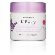 مقشر ديرما دكتور للبشرة KP Duty Dermatologist Formulated Body Scrub with Chemical + Physical Exfoliation 473 ml