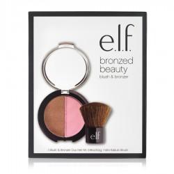 بلاشر ايلف برونز e.l.f. Bronzed Beauty Set