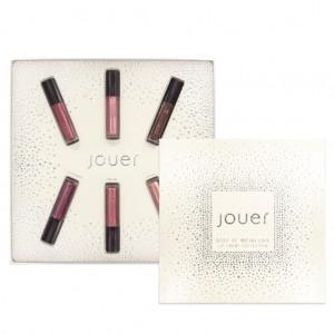 مجموعة ارواج ميني جوير ميتاليكس Best of Metallics Mini Lip Crème Gift Set