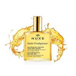 زيت نيكوس للشعر و البشرة و الجسم Nuxe Huile Prodigieuse Multi-Purpose Dry Oil Limited Edition 100ml