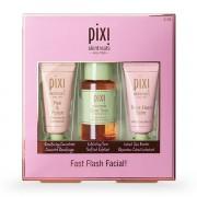 مجموعة بيكسي فاست فلاش فيشيال Pixi Fast Flash Facial Set